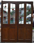 R309. Pair of internal dividing doors. £475