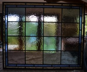 R131 e) daylight background example