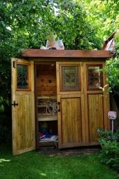 Stuart's summer house - Putney, UK. (R618)